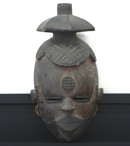 African Hinge Jaw Mask